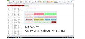 Ortak Sınav Öğrenci Yerleştirme Programı 26/05/2018